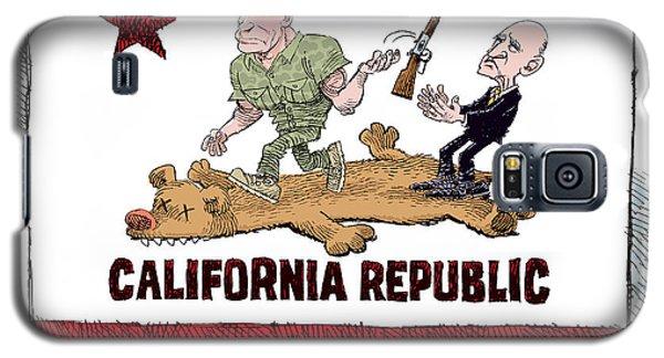 California Governor Handoff Galaxy S5 Case