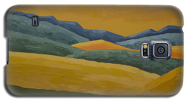 California Hills Galaxy S5 Case