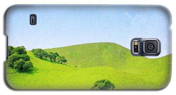 California Hillside Galaxy S5 Case by Melanie Alexandra Price