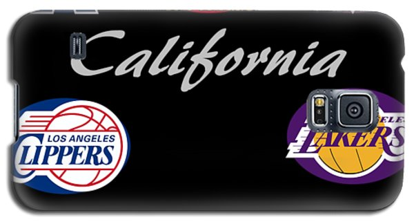 California Professional Sport Teams Collage  Galaxy S5 Case