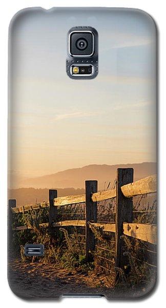 California Sunset Galaxy S5 Case