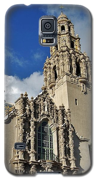 California Tower 2010 Galaxy S5 Case