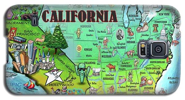 California Usa Galaxy S5 Case