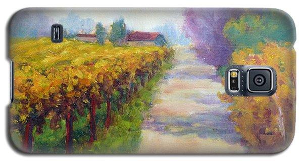 California Wine Country Galaxy S5 Case