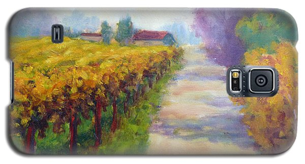 California Wine Country Galaxy S5 Case