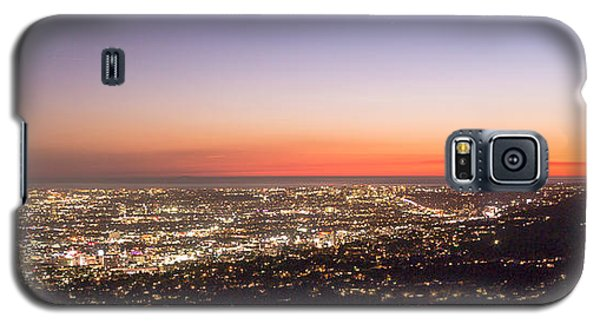 Californian Sunset Galaxy S5 Case
