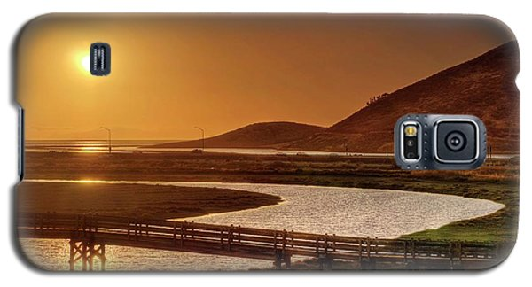 Galaxy S5 Case featuring the photograph California's Wild West by Quality HDR Photography