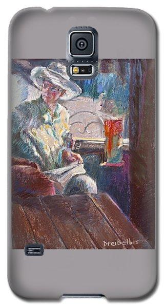 Calistoga Morning Galaxy S5 Case