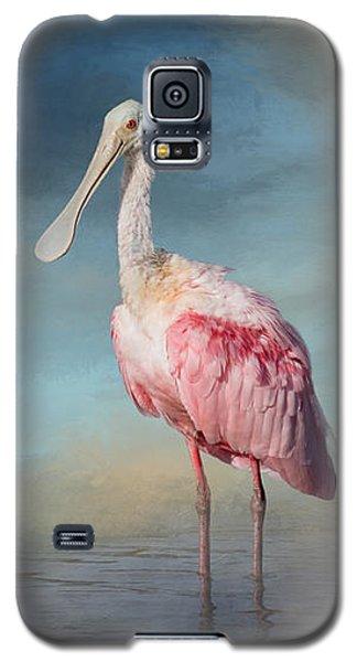 Call Me Rosy Galaxy S5 Case by Kim Hojnacki
