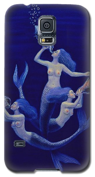 Call Of The Mermaids Galaxy S5 Case