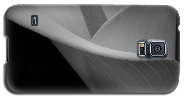 Calla Blossom Tight Crop Galaxy S5 Case