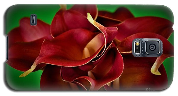 Calla Lily Bouquet Galaxy S5 Case