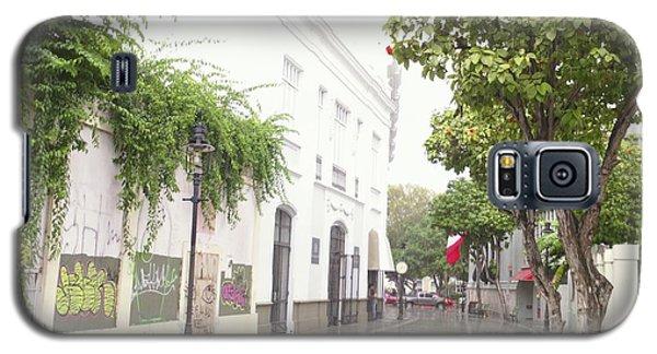 Callejon Amor, Ponce, Puerto Rico Galaxy S5 Case