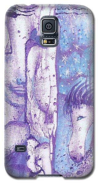 Calling Upon Spirit Animals Galaxy S5 Case