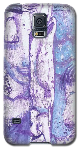 Calling Upon The Spirit Animals Galaxy S5 Case