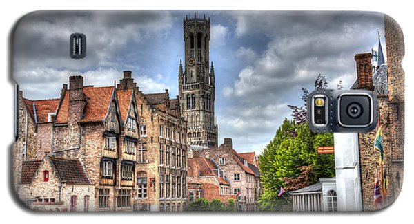 Calm Afternoon In Bruges Galaxy S5 Case by Shawn Everhart