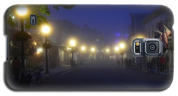 Calm In The Streets Galaxy S5 Case