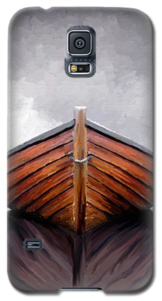 Calm Galaxy S5 Case by James Shepherd