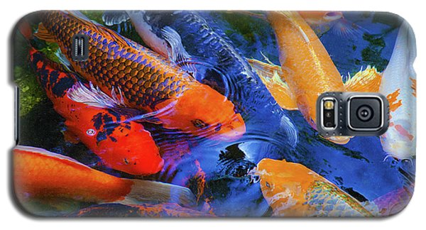 Calm Koi Fish Galaxy S5 Case