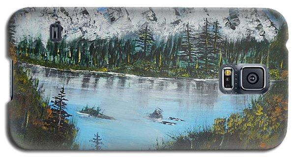 Calm Lake Galaxy S5 Case