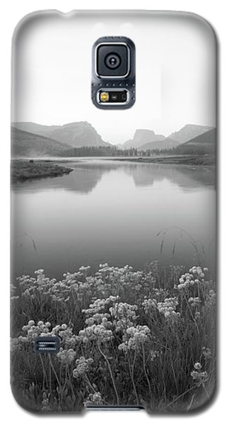 Galaxy S5 Case featuring the photograph Calm Morning  by Dustin LeFevre