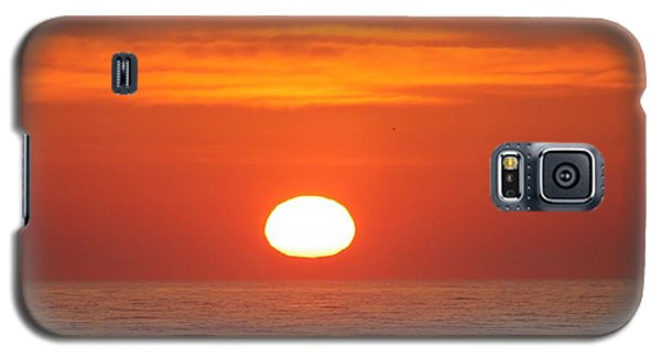 Calm Seas Sunrise Galaxy S5 Case