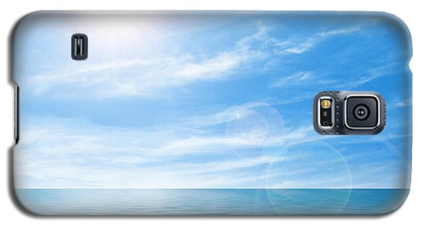 Calm Seascape Galaxy S5 Case