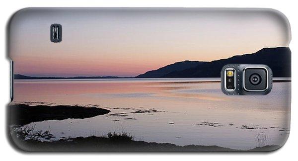 Calm Sunset Loch Scridain Galaxy S5 Case