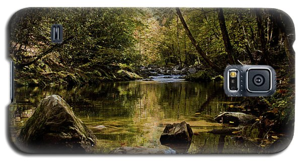 Galaxy S5 Case featuring the photograph Calmer Water by Douglas Stucky
