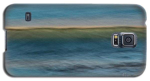 Calming Blue Galaxy S5 Case