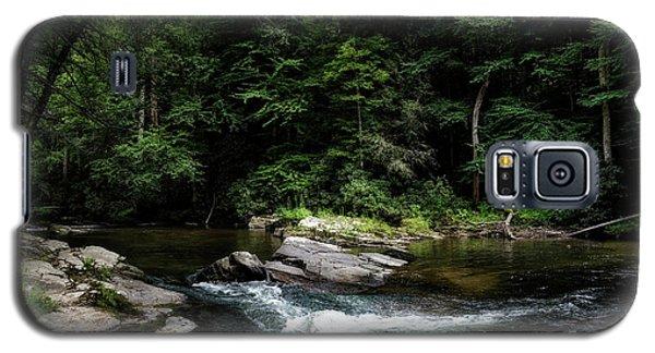 Calming Rapids Galaxy S5 Case