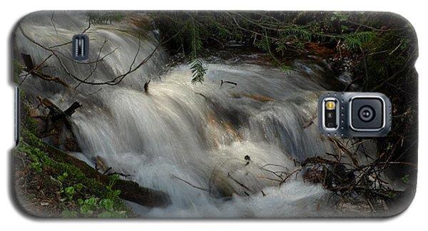 Calming Stream Galaxy S5 Case by DeeLon Merritt