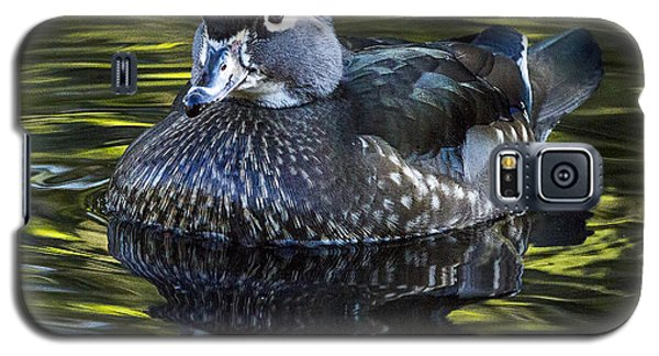 Calmness On The Water Galaxy S5 Case