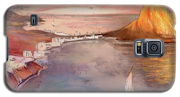 Calpe At Sunset Galaxy S5 Case