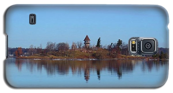 Calumet Island Reflections Galaxy S5 Case