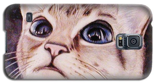 Calvin The Cat Galaxy S5 Case