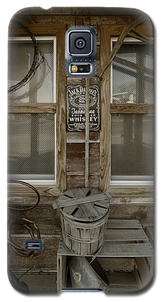 Calvins Garage In Deshler Nebraska Galaxy S5 Case