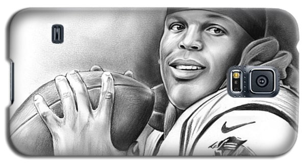 Cam Newton Galaxy S5 Case