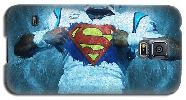 Cam Newton Superman Galaxy S5 Case
