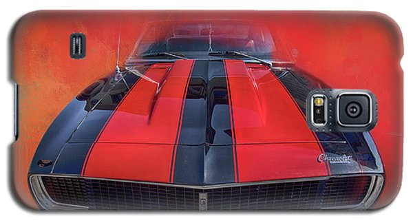 Camaro - Forged By Fire Galaxy S5 Case by Theresa Tahara