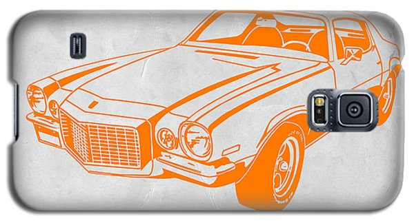 Camaro Galaxy S5 Case by Naxart Studio