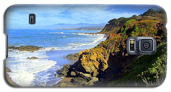 Cambria By The Sea Galaxy S5 Case