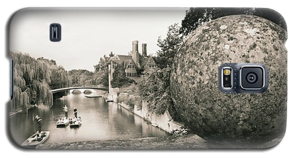 Cambridge Punting  Galaxy S5 Case by Eden Baed