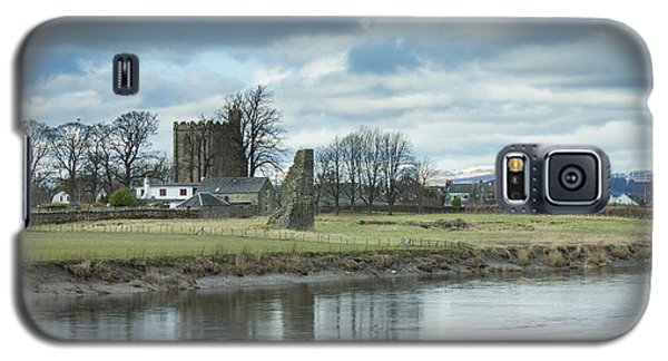 Cambuskenneth Abbey And The River Forth Galaxy S5 Case