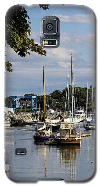 Camden Maine 6 Galaxy S5 Case by Dick Botkin