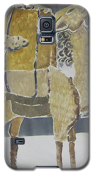 Camel Facing Right Galaxy S5 Case