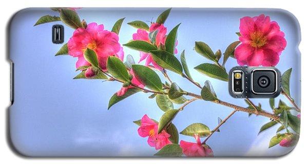 Camellia Galaxy S5 Case