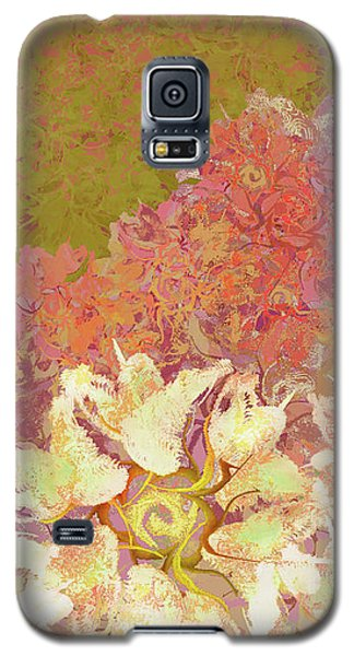 Camellia Hedges Galaxy S5 Case
