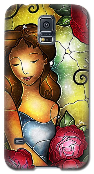 Lady Camellia Galaxy S5 Case
