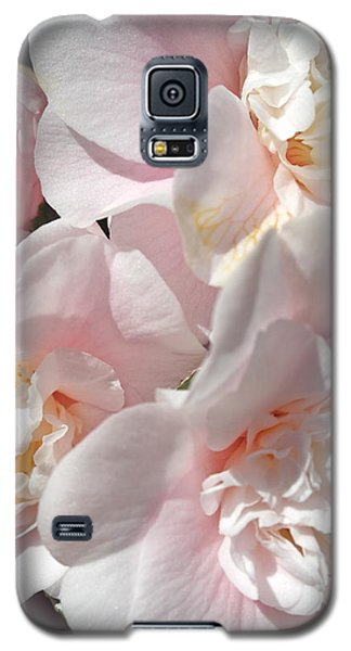Camellias Softly Galaxy S5 Case